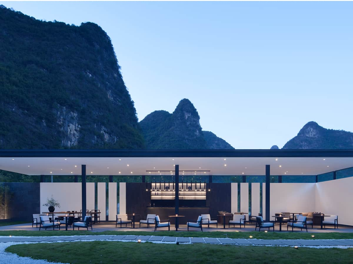 Blossom Dreams Hotel, Guangxi, China;  Co-Direction Design <br> photographs: Jing Xufeng