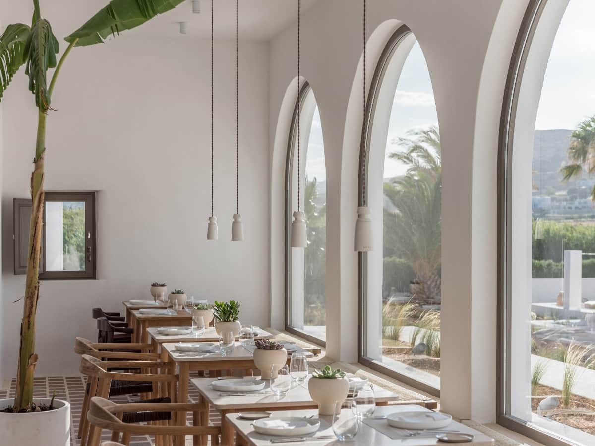 Parilio, A Member Of Design Hotels,: Kolympithres, Paros Island, Greece <br> photographs: Giorgos Sfakianakis