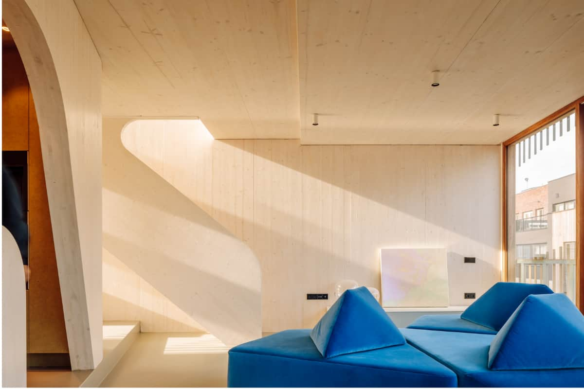 Freebooter, Biophilic House; Amsterdam <br> photographs: Francisco Nogueira
