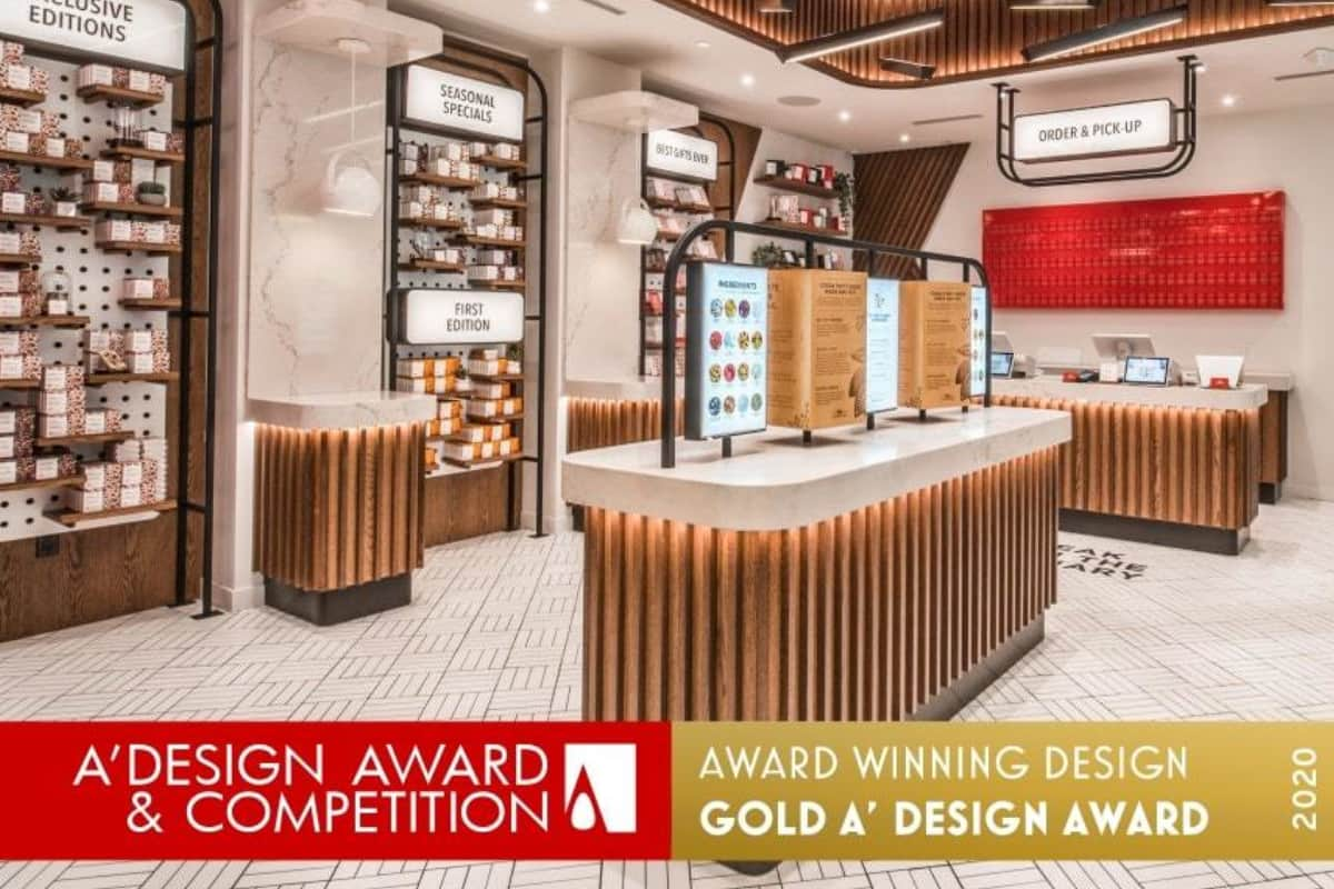 New KitKat Chocolatory, Yorkdale Shopping Centre, Toronto, Canada <br> Unique Store Fixtures <br> photographs: Michael Rogers/Dolce Media Group