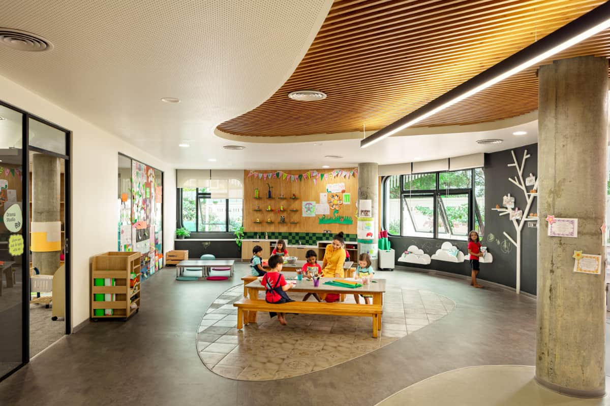 Kai Early Learning, Whitefield, Bengaluru; Education Design Architects <br> photographs: Andre Fanthome